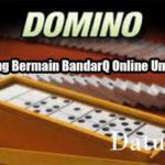 Tips Menang Bermain BandarQ Online Untuk Pemula